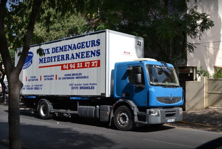Aux Déménageurs Méditerranéens déménage dans le monde entier